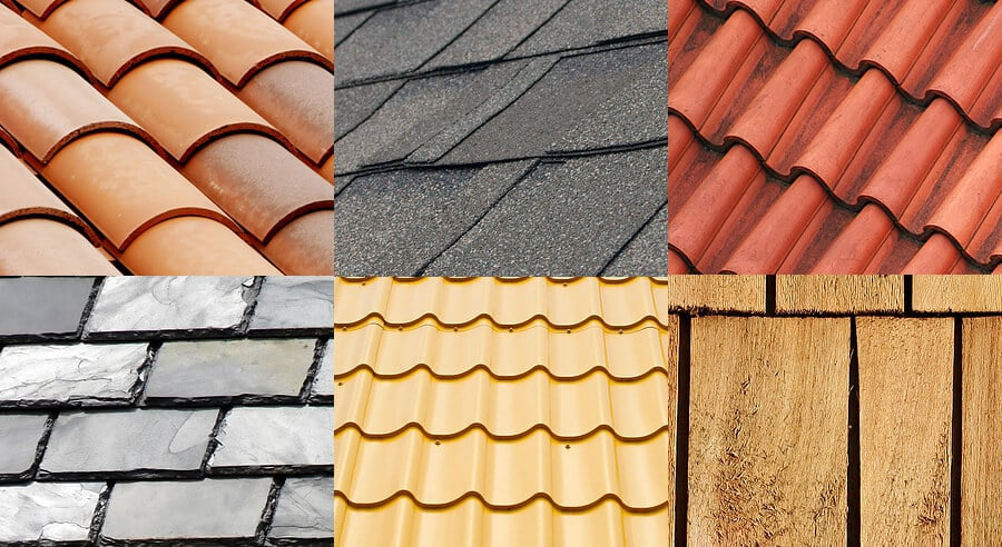 Popular Roofing Types in Houston TX